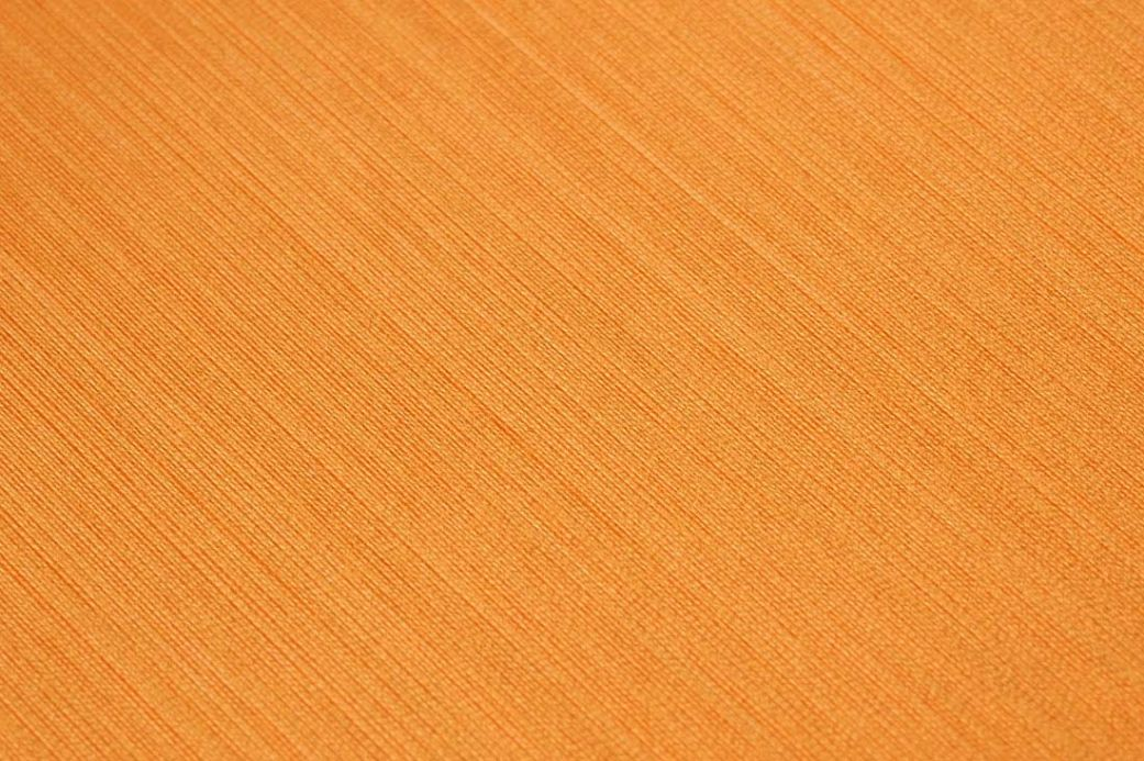 Textile Wallpaper Wallpaper Warp Beauty 02 orange Detail View