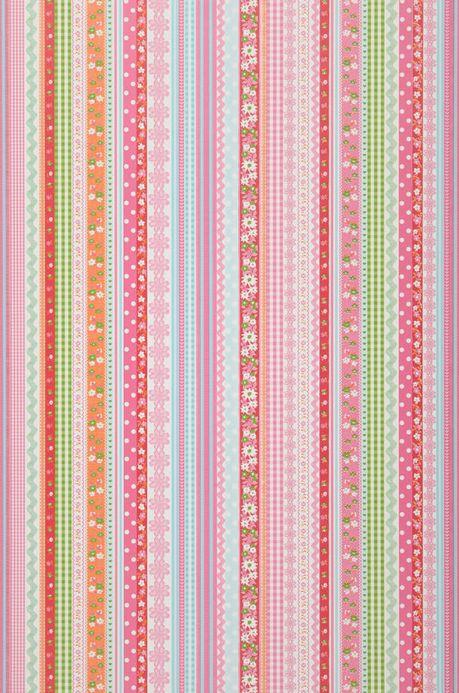 Archiv Wallpaper Hellen light pink Roll Width