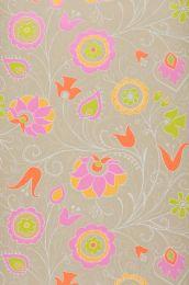 Tapete Flora Pink