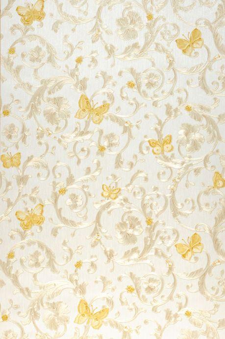 Versace Wallpaper Wallpaper Glory beige shimmer Roll Width