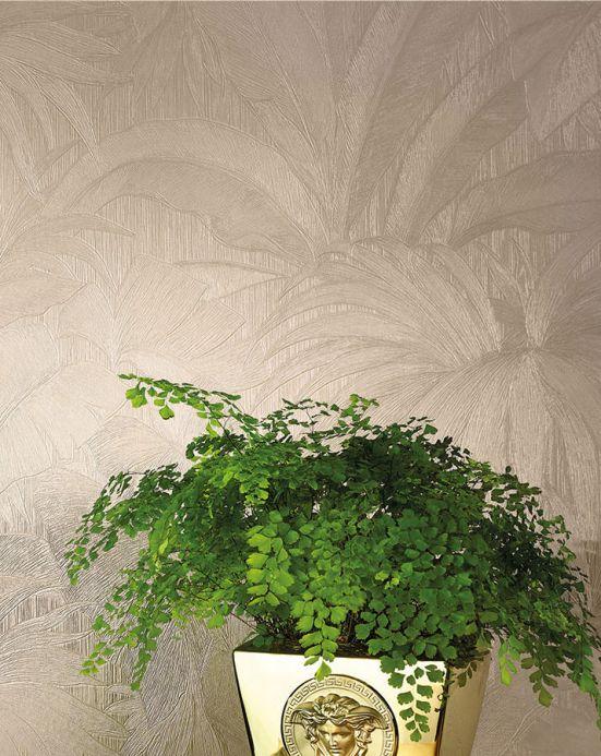 Luxury Wallpaper Wallpaper Yasmin cream Room View