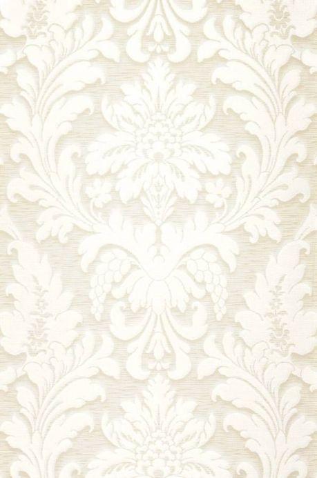 Archiv Wallpaper Marunda grey white Roll Width