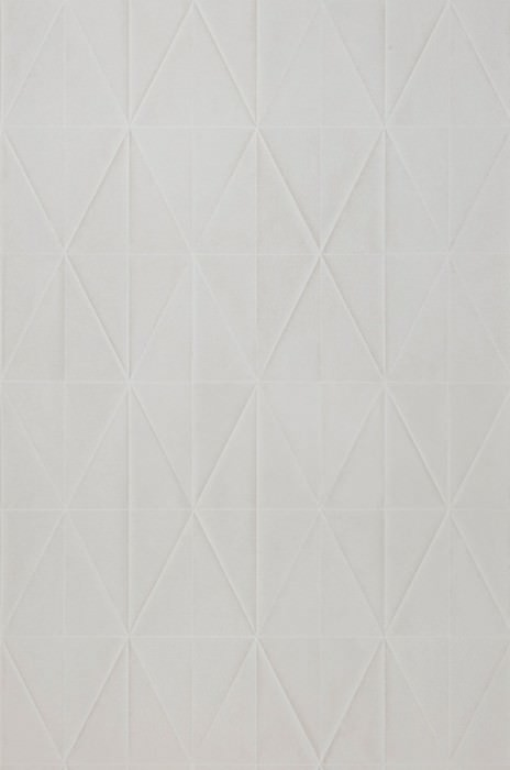 Wallpaper Origami Matt Graphic elements Origami Cream Light grey beige