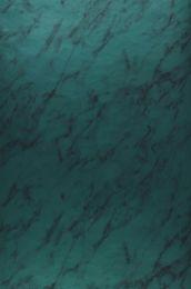 Tapete Marble Illusion Grün
