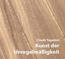 Durch Die Aufwendige Verfahrenstechnik, Die Crush Tapeten Ihre Effektvollen  Falten Verleiht, Kombiniert Mit Hochwertigen Und Ausgefallenen Materialien,  ...
