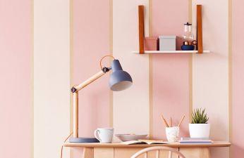 Wallpaper Tyra light pink