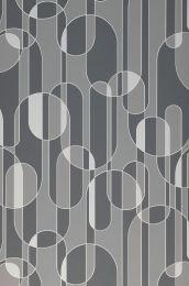 Papel pintado Asenio tonos de gris