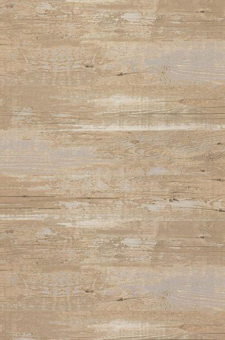 Archiv Papier peint Sakul brun gris clair Largeur de lé
