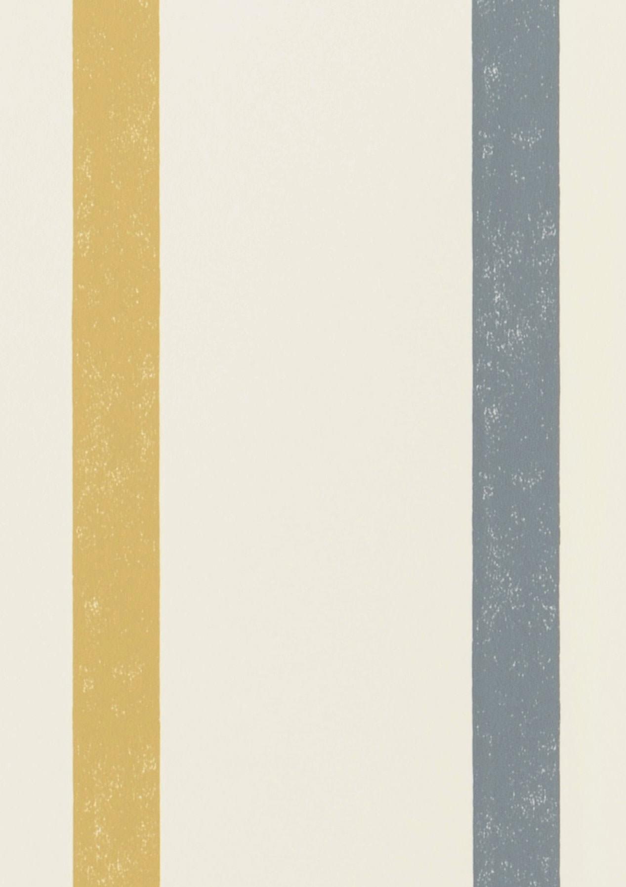 Carta da parati sabira bianco crema beige blu for Carta da parati beige