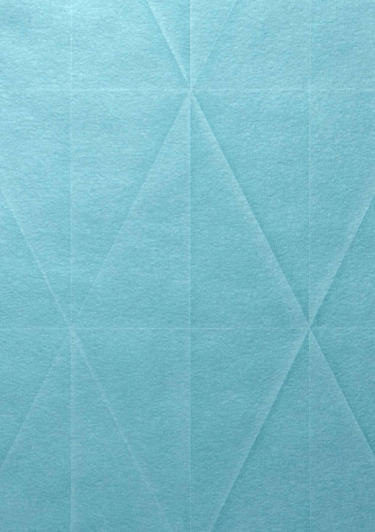 Origami bleu turquoise bleu turquoise papier peint graphique autres papiers peints - Papier peint bleu turquoise ...