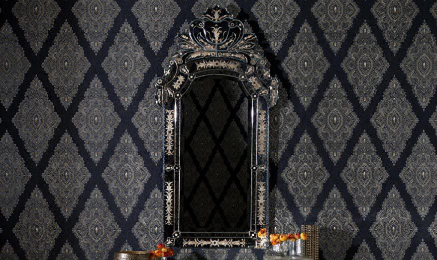 flurtapeten f r die seele des hauses design tapete f r. Black Bedroom Furniture Sets. Home Design Ideas