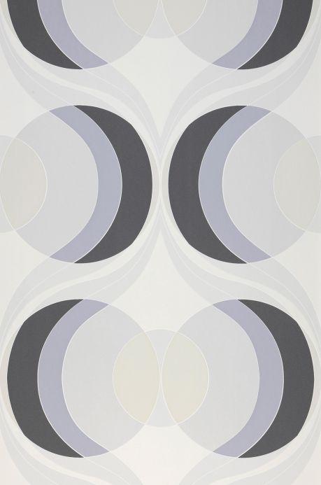Archiv Wallpaper Talita grey Roll Width