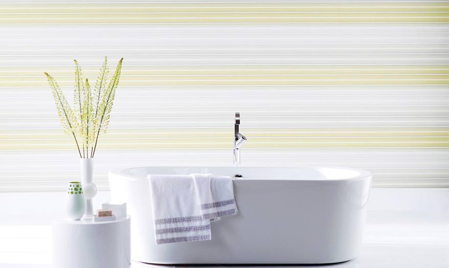 Vlies Tapeten F?rs Badezimmer : Bathroom Wallpaper