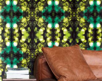 Wallpaper Mendonka yellow