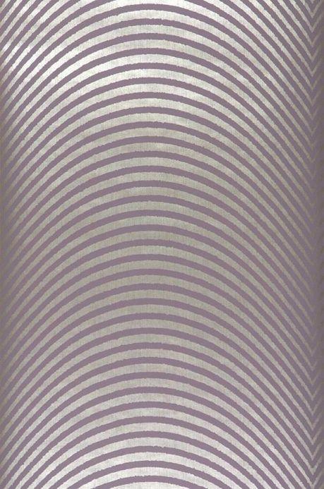 Archiv Papier peint Kosimo violet Largeur de lé