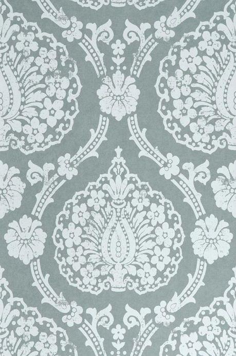Archiv Wallpaper Fidelia grey white Roll Width