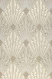 Wallpaper Pontinius light beige grey