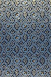Wallpaper William brilliant blue