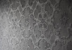 Wallpaper Alfred Matt Historic damask White