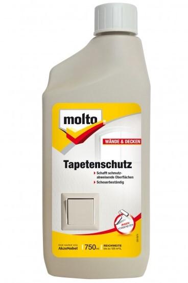 Tapeten-Schutzanstrich
