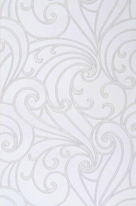 Archiv Papel de parede Telamon marfim claro Largura do rolo