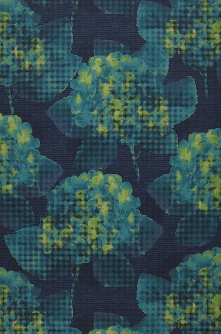 papier peint gohin noir bleu violet vert jaune bleu turquoise bleu d eau papier peint. Black Bedroom Furniture Sets. Home Design Ideas