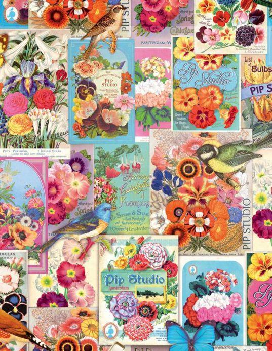 Archiv Fotomurale Eirene multicolore Visuale dettaglio