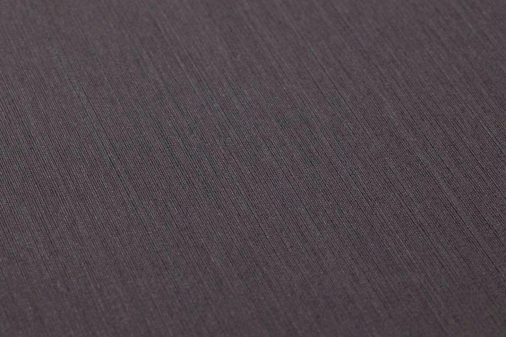 Textile Wallpaper Wallpaper Textile Walls 03 dark grey Detail View