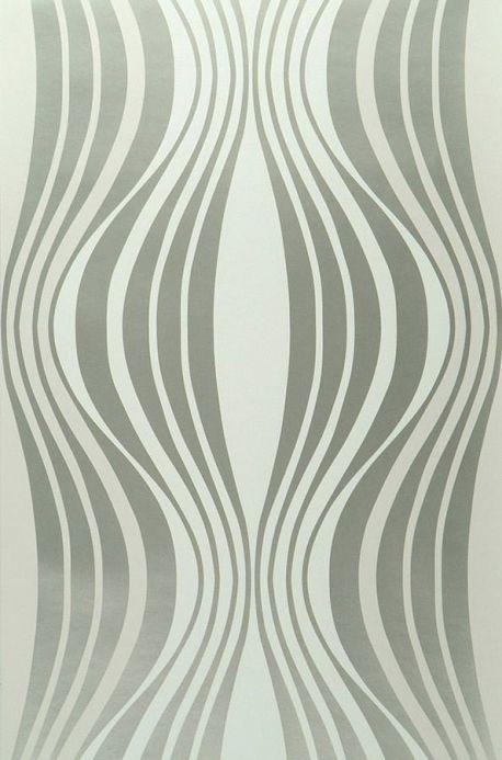 Archiv Carta da parati Titania bianco crema Larghezza rotolo