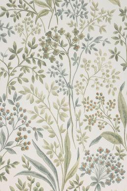 Wallpaper Pilar cream A4 Detail