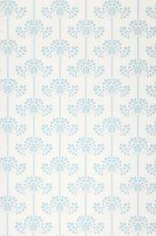 Papel pintado Valerie azul pastel