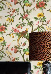 Wallpaper Camille cream