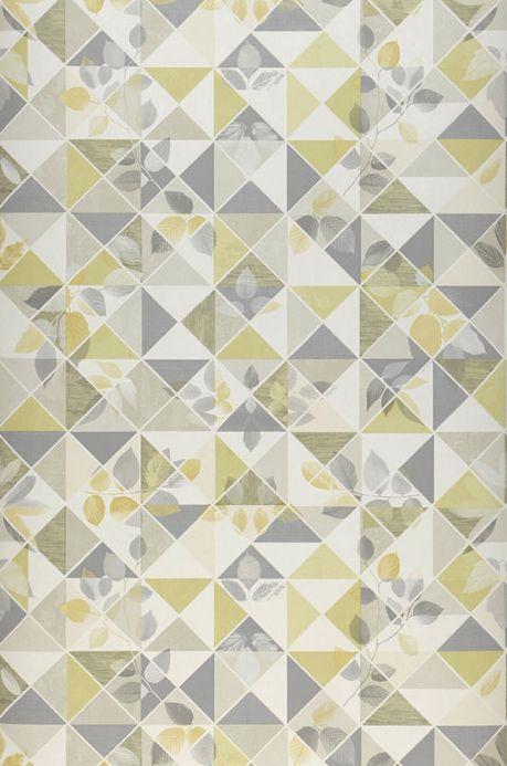 Archiv Papel pintado Waldivia amarillo limón Ancho rollo