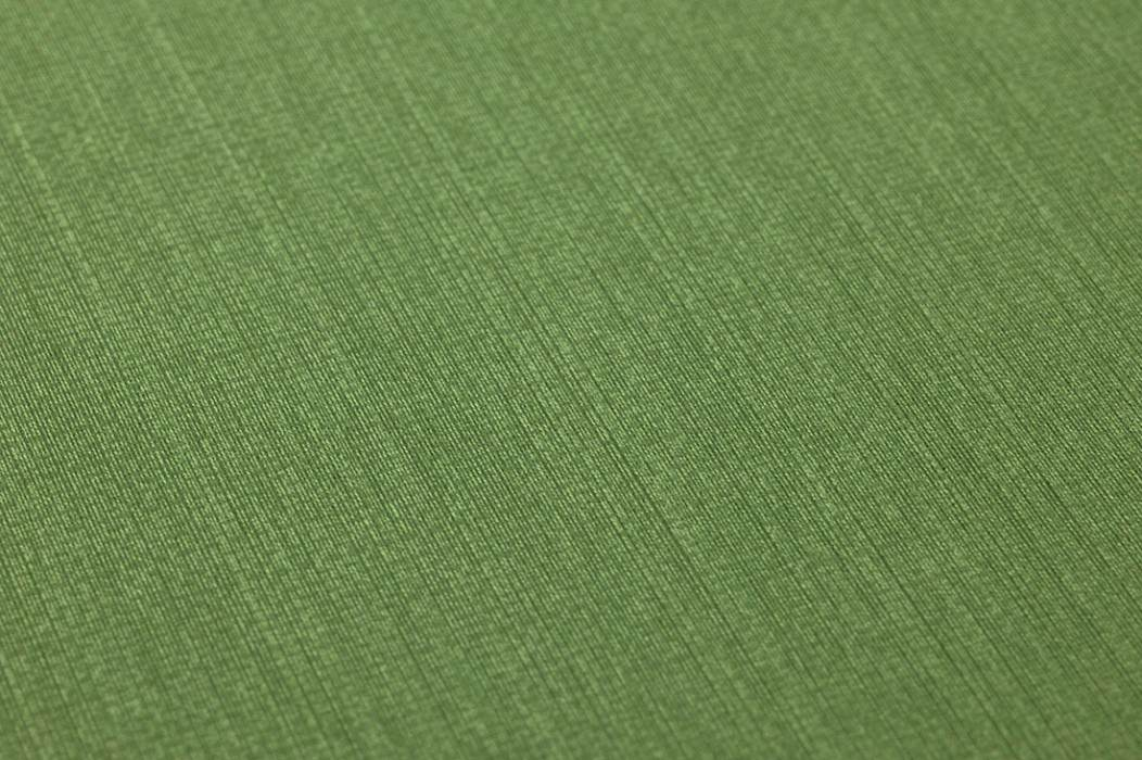 Wallpaper Textile Walls 02 Matt Solid colour Pea green