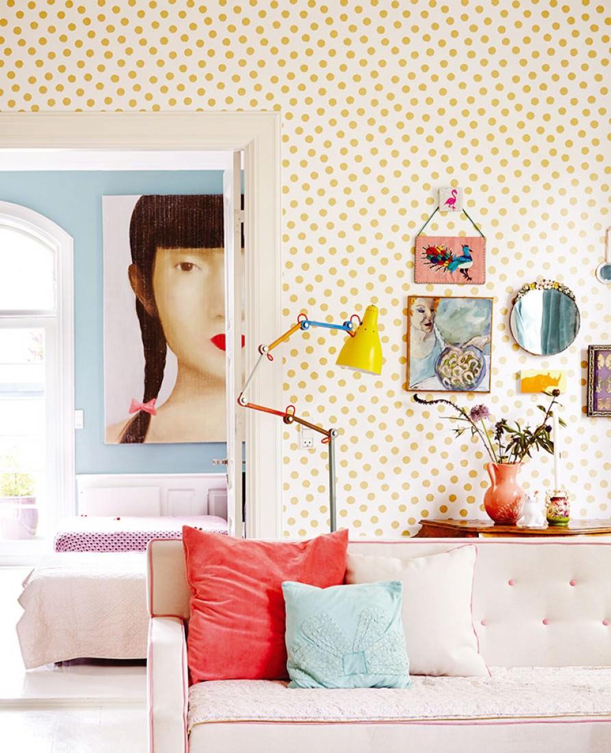 tapete corbetta cremeweiss gold glitzer tapeten der 70er. Black Bedroom Furniture Sets. Home Design Ideas