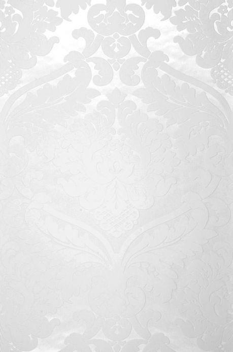 Damask Wallpaper Wallpaper Rajah cream Roll Width
