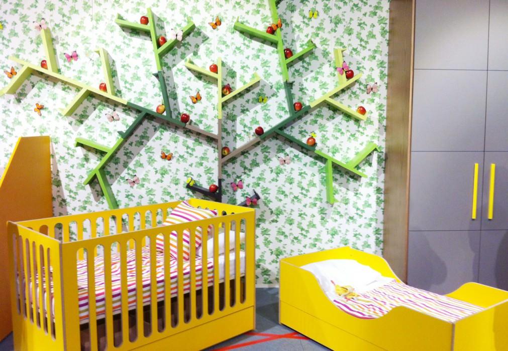 M rchenhaftes aus mailand design f rs kinderzimmer for Kinderzimmer 70er