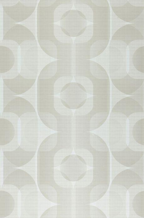 Archiv Papel pintado Sinon gris beige claro Ancho rollo