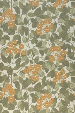 Wallpaper Hedera cream Bahnbreite