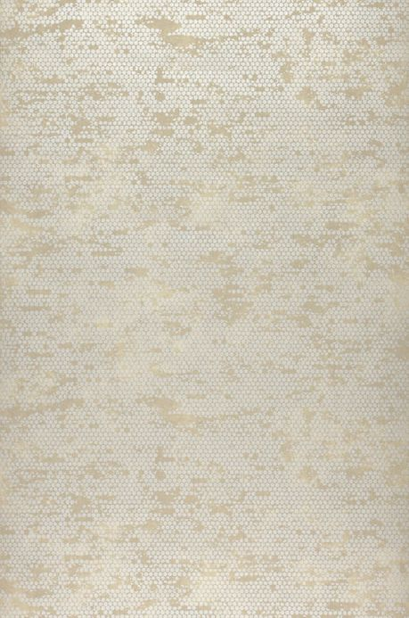 Archiv Wallpaper Ikebana silver Roll Width