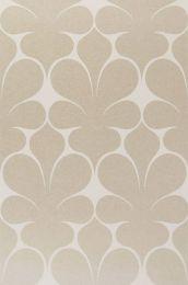Wallpaper Velusa light ivory