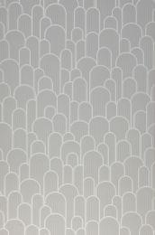 Wallpaper Fanti light grey