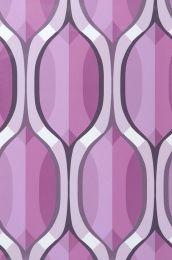 Papel de parede Belafanta tons de violeta