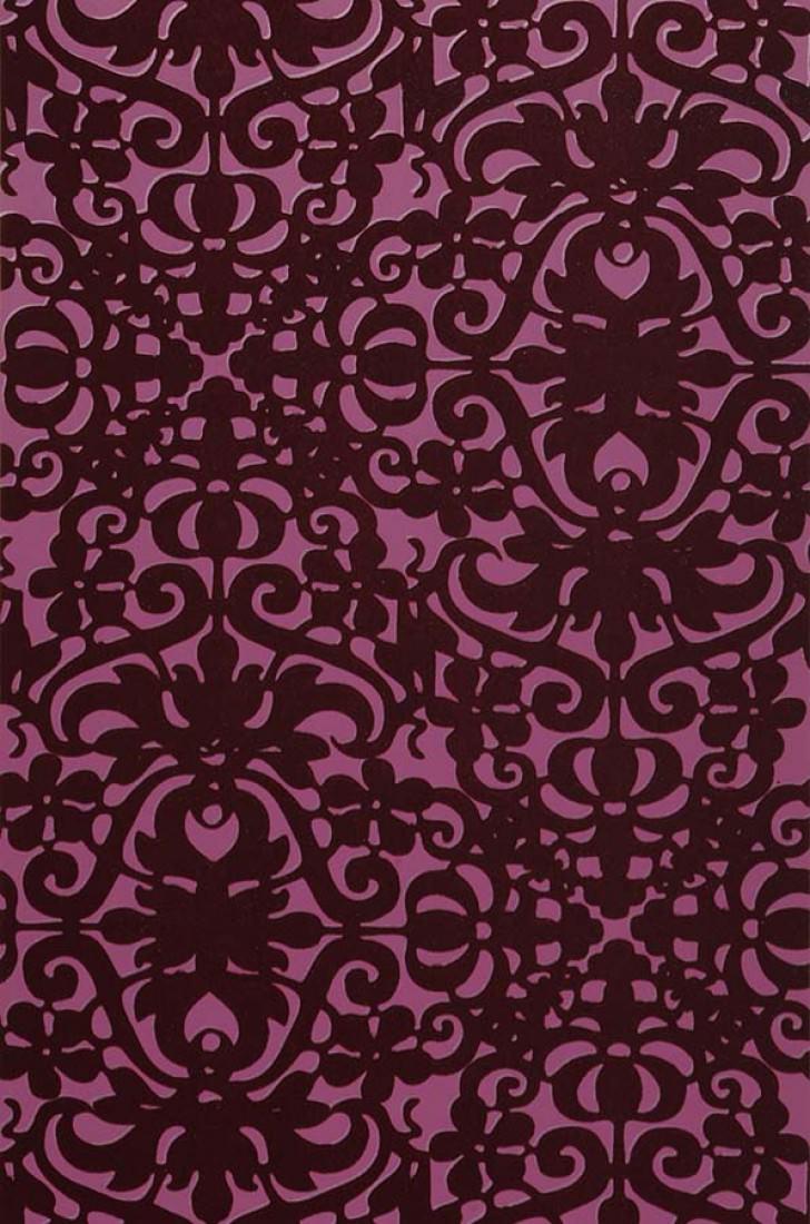 papier peint tapetentrends violet bordeaux clair violet. Black Bedroom Furniture Sets. Home Design Ideas