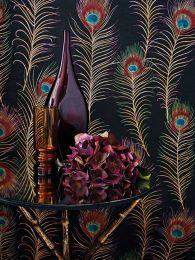 Wallpaper Eistin anthracite