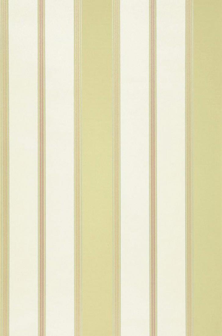 Papier peint tatex blanc cr me beige vert jaune argent papier peint des ann es 70 - Largeur d un rouleau de papier peint ...