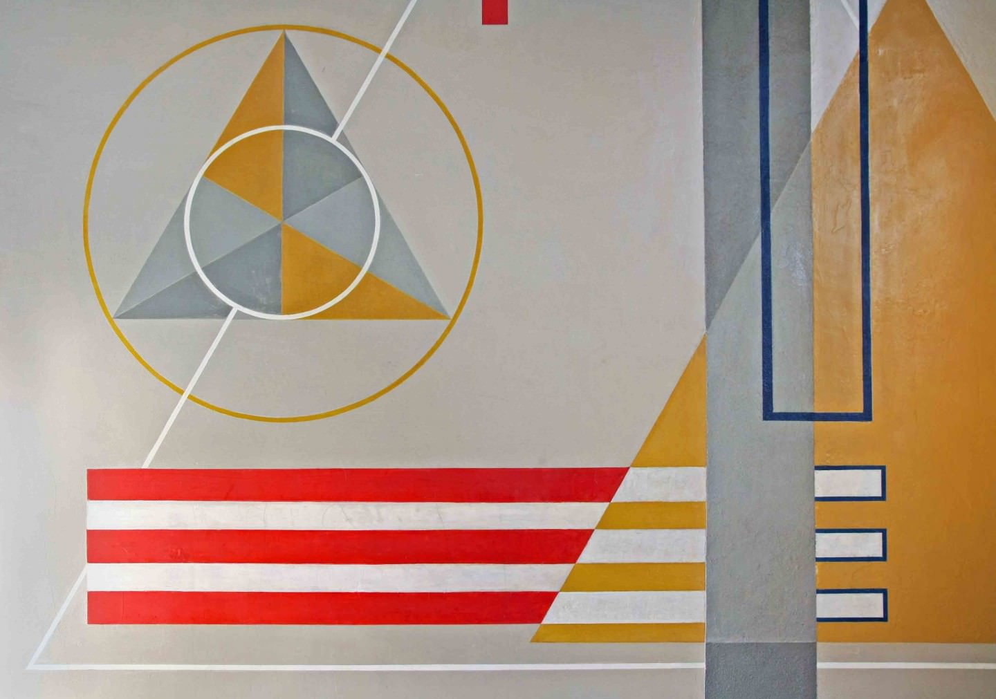 Graphical Designs inspired by Bauhaus