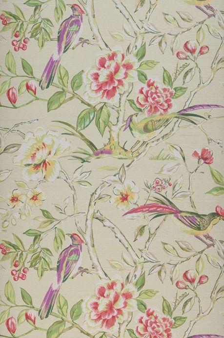 Archiv Wallpaper Fatima light beige Roll Width