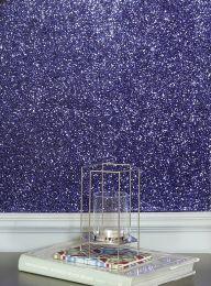 Papel de parede Paragon azul escuro brilhante