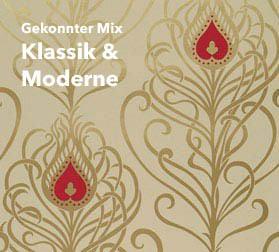 moderne tapeten für die trendigen zeitgeister | tapeten designshop - Modern Tapeten